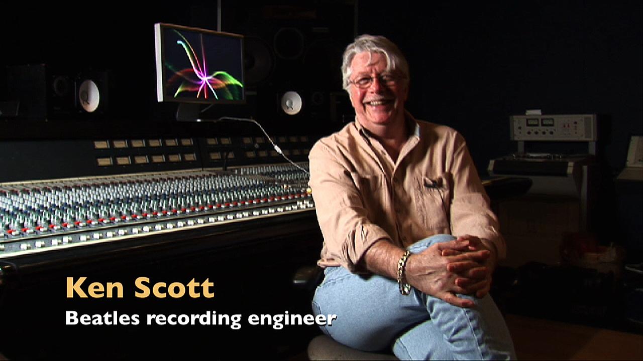 ken scott sound engineer