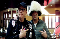 Rick Nielsen and Seth Swirsky
